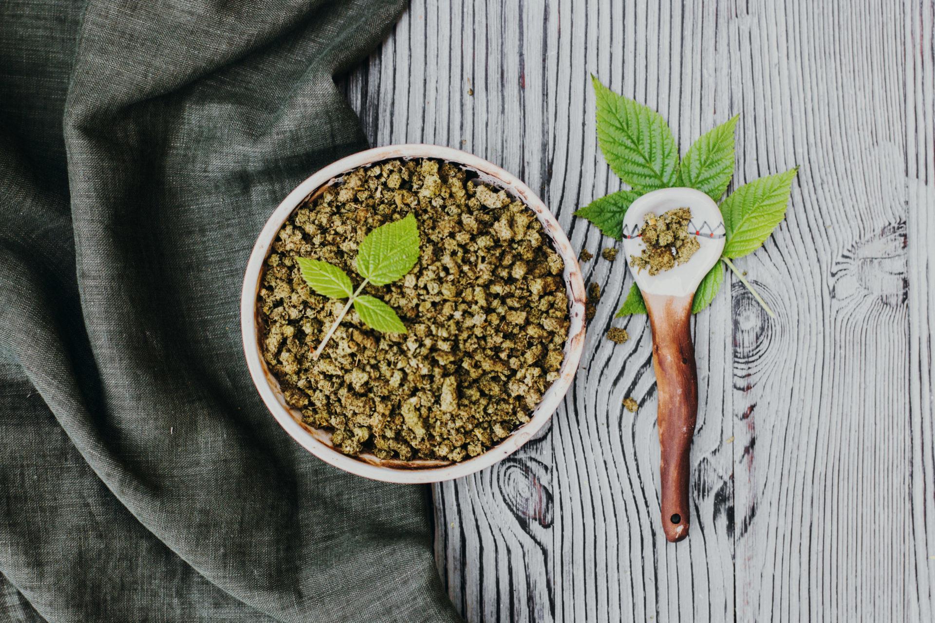 Ферментация кипрея. Приготовление иван-чая (копорский) 20